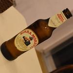 サクラカフェ - 世界のビール飲み放題(2,000円)の『モレッティ(650円相当)』2018年9月