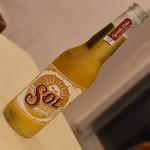 サクラカフェ - 世界のビール飲み放題(2,000円)の『ソル・ビール(600円相当)』2018年9月