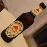 サクラカフェ - 世界のビール飲み放題(2,000円)の『バスペールエール(650円相当)』2018年9月