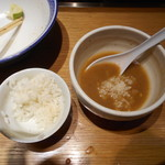 銀座  いし井 - 替え飯¥100追加(^-^)