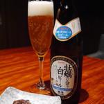 92444052 - 独歩 牡蠣に合う白ビール