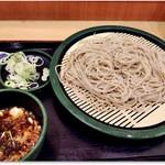 ゆで太郎 - 料理写真:もりそば 320円