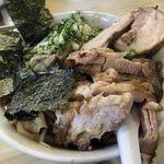 味の大西 - 料理写真:ワンタン麺 900円