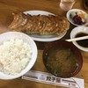 餃子屋 栢山店 - 料理写真:餃子定食