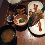 92445006 - 焼き魚定食