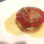 92445038 - 前菜 鯖のタルト