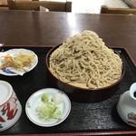 そば処 田毎 - 料理写真:料理