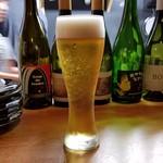 92446855 - 「生ビール スーパードライ (600円)」