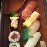 寿司遊膳さおとめ - お寿司♪
