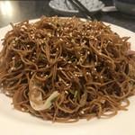 香港食館 - 香港風ヤキソバ 850円