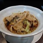 今里わっしょい - 料理写真:人情黒醤油 24杯目