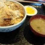 陽華亭 - 料理写真:かつ丼