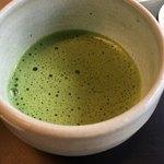 ろんぢん - 抹茶