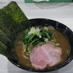麺家 歩輝勇 - 料理写真:ラーメン750円