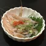 もみじ - 白海老(富山)360円