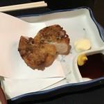 もみじ - 魚のしんじょう揚320円