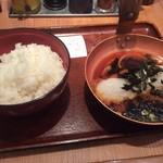 祭太鼓 - おろしカツ丼 590円