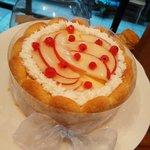 タイディカフェ - ホールケーキのご注文もOKです