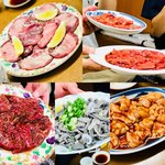 新楽井 - 料理写真:本日のお肉たち♡