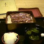 割烹 芳松 - 料理写真:うな重