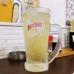 海鮮居酒屋 おさかな番長 - 番長ハイボール