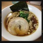 麺屋 清星 - 熟成醬油ラーメン 780円