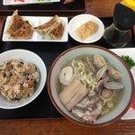 沖縄そば 笑家 - 料理写真: