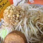 ブタキング - 醤油の麺