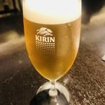 華ゆりね - ドリンク写真:ビール
