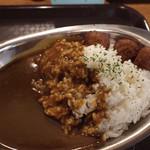 カラスマオイケ・カレー カリカリ -