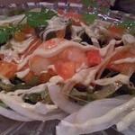 ブション - 海の幸のサラダ