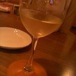 ブション - 白ワインメインで・・・