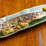 カデルムーロ - 秋刀魚