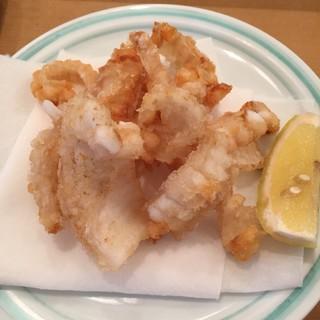 入船寿司 - 料理写真:星鰈のフライ