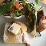 carre - 焼き野菜が素晴らしい!