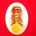 うさぎ食堂 - レモン餃子