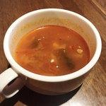 92476041 - スープ