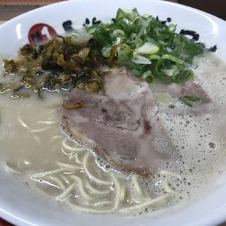 長浜ナンバーワン  - 料理写真: