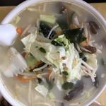 中華料理 華連 - 海鮮タンメン