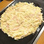 高専ダゴ - 料理写真:ダゴ生地