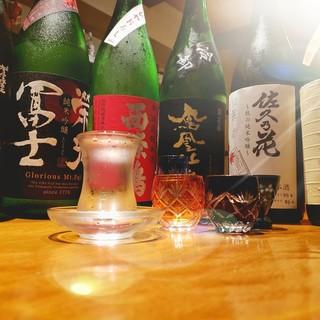 待ってました!日本酒ひやおろし厳選10種!!