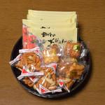 浜屋旅館 - 茶菓子