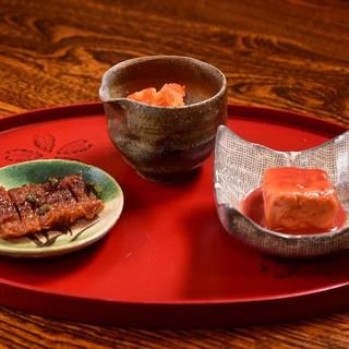 日本全国から取り寄せる酒肴・珍味