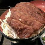 92483016 - 信州ロースソースかつ丼