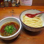 麺屋 高橋 - 辛つけめん小(750円)