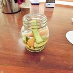 コリドール - 野菜のピクルス
