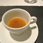 リストランテ カノフィーロ - スープ