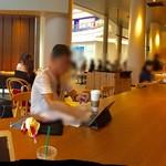 スターバックスコーヒー - 店内
