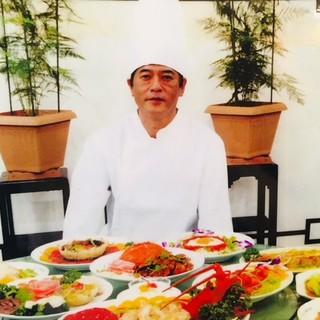 ◆料理長【蕭国楨】◆
