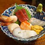 大福和食処 - 料理写真:刺身
